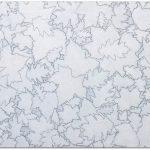 Frits Stiemer, Dutch painter, bladeren, herfst en kunst, schilderen met acrylverf,